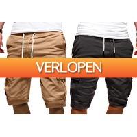 VoucherVandaag.nl: Heren korte broek