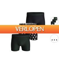 iBOOD.com: 3 x Bjorn Borg boxer