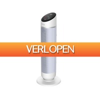 iBOOD.com: Silent Comfort 3-in-1 ventilator luchtreiniger