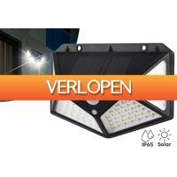 VoucherVandaag.nl: Solar buitenlamp met sensor