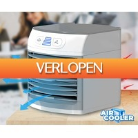 Voordeelvanger.nl: Air Cooler met verkoelende mist
