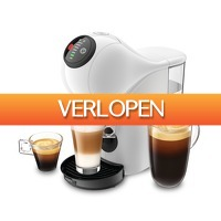 Expert.nl: Krups espresso apparaat KP2401 Dolce Gusto GENIO S Basic wit