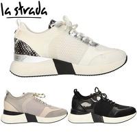 Bekijk de deal van Elkedagietsleuks Ladies: Dames sneakers van La Strada