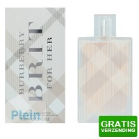 Bekijk de deal van Plein.nl: Burberry Brit For Her eau de toilette spray