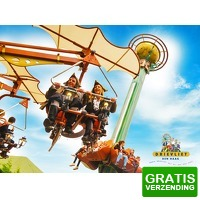 Bekijk de deal van Tripper Tickets: Entreeticket Familiepark Drievliet