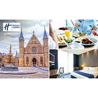 Bekijk de deal van SocialDeal.nl: Overnachting voor 2 + ontbijt + late check-out in hartje Den Haag