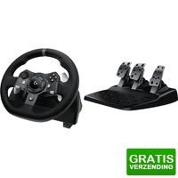 Bekijk de deal van Coolblue.nl 2: Logitech G920 Driving Force - Racestuur voor Xbox Series X S, Xbox One & PC