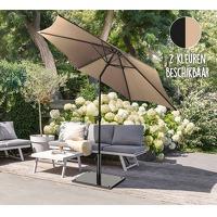 Bekijk de deal van Koopjedeal.nl 1: XL parasol