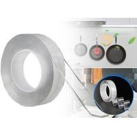 Bekijk de deal van DealDonkey.com 2: Herbruikbare dubbelzijdig nano tape - 3 meter