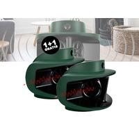 Bekijk de deal van DealDonkey.com 4: Appacher Ultrasone Dierenverjager Voor Binnen - Milieu- En Diervriendelijk 1+1 Gratis
