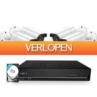 Epine.nl: Reolink RLK8-511B4 PoE 5MP camerasysteem