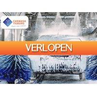 Tripper Tickets: Wasbeurt bij Carwash Tilburg