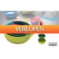 DealDonkey.com: Joseph Joseph Nest 9 Plus meng- en maatkommen