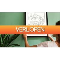 ActieVandeDag.nl 2: Uniek huisportret van HUYSZ