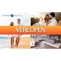SocialDeal.nl 2: Overnachting voor 2 personen bij Fletcher Hotels
