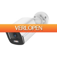 Epine.nl: Annke I81HC 4MP buiten IP-camera PoE