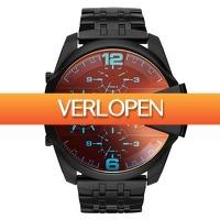 Watch2day.nl: Diesel Uber Chief DZ7373 herenhorloge