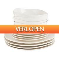 Xenos.nl: Serviesset vierkant