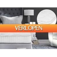 DealDonkey.com: 3D Air Hotel topdekmatrassen