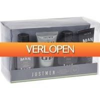 Voordeeldrogisterij.nl: Premium badset voor mannen