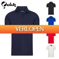 ElkeDagIetsLeuks: Quick Tennis polo