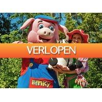 Tripper Tickets: Ontmoet Binky bij Kinderparadijs Malkenschoten!