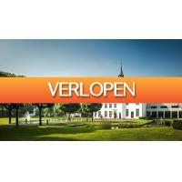 Traveldeal.nl: 2 of 3 dagen luxe 4*-kasteelhotel in Noord-Brabant