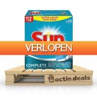 Actie.deals 3: Sun All in 1 vaatwastabletten