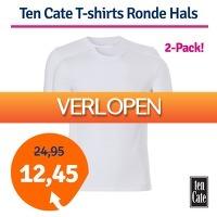 1dagactie.nl: Ten Cate 2-Pack Goodz T-shirts