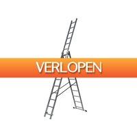 iBOOD DIY: Drabest aluminium combinatie ladder