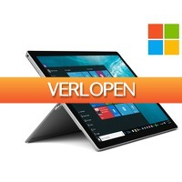 iBOOD Electronics: Microsoft Surface Pro   LTE   i5   8 GB   256 GB SSD