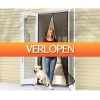 Voordeelvanger.nl 2: Magic Door mesh magnetische deurhor