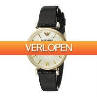 Watch2day.nl: Emporio Armani AR1910 dames horloge
