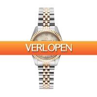 Watch2Day.nl 2: Christophe Duchamp Diamond Elysee dames horloge