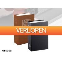 DealDonkey.com 4: Fedec onopvallende boekenkluis