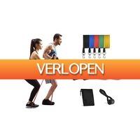 VakantieVeilingen: Veiling: 11-delige Fitness-set