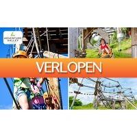 SocialDeal.nl 2: Entree Adventure Valley + 5 ritten in de Alpine Coaster