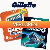 One Day Only: 8 x Gilette scheermesjes