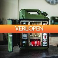 MegaGadgets: Jerrycan bar sterke drank