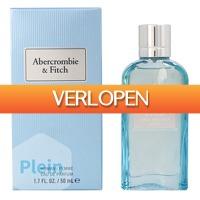 Plein.nl: Abercrombie & Fitch First Instinct Blue Woman EDP