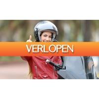 Groupon 3: Online theoriecursus voor je motorrijbewijs