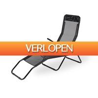 Koopjedeal.nl 2: 2 x  comfortabele loungestoelen