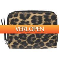 HEMA.nl: Portemonnee 9 x 12 luipaard