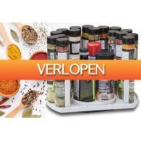 VoucherVandaag.nl 2: Draaibaar kruidenrek