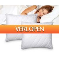Voordeelvanger.nl 2: Luxe hotelkussens