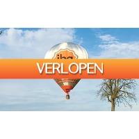SocialDeal.nl: Ballonvaart + glas champagne + oorkonde