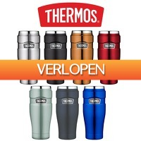 One Day Only: Thermos RVS Thermosbeker King - 473 ml