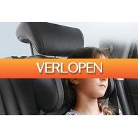 VoucherVandaag.nl 2: Verstelbare auto hoofdsteun