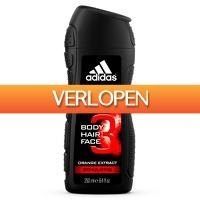 Plein.nl: 12 x Adidas Team Force douchegel 250 ml