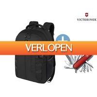 iBOOD Sports & Fashion: Victorinox laptop backpack & Zwitsers zakmes